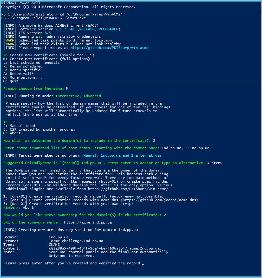 SSL Automation 2